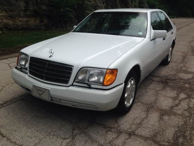 1992 mercedes benz s class for sale for Mercedes benz 300se for sale