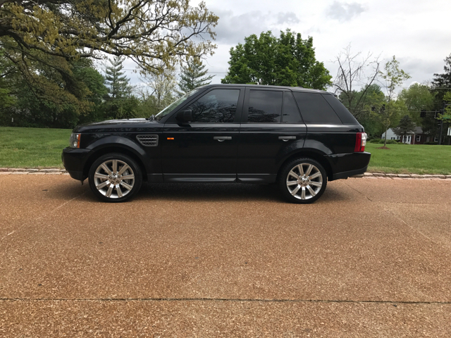 2008 Land Rover Range Rover Sport Supercharged LE 4x4 4dr SUV - St Louis MO