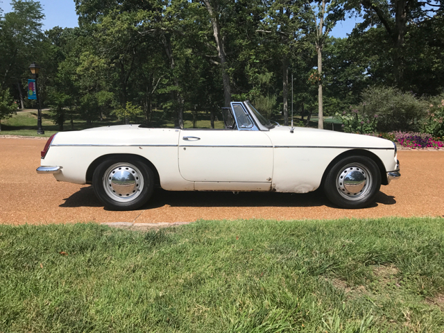 1967 MG MGB Overdrive - St Louis MO