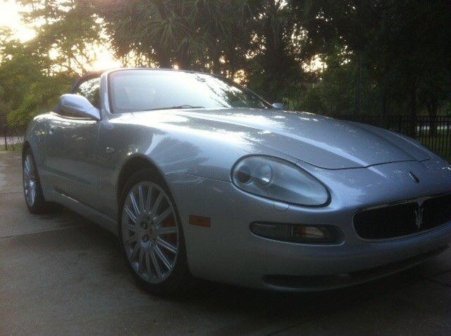 2002 Maserati Spyder Cambiocorsa 2dr Convertible - St Louis MO