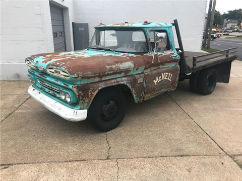 1961 Chevrolet Apache for sale in St Louis, MO