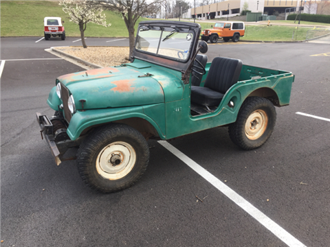 Jeep Willys For Sale Carsforsale Com