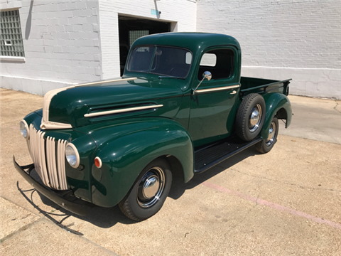 1947 Ford F 1 Pickup
