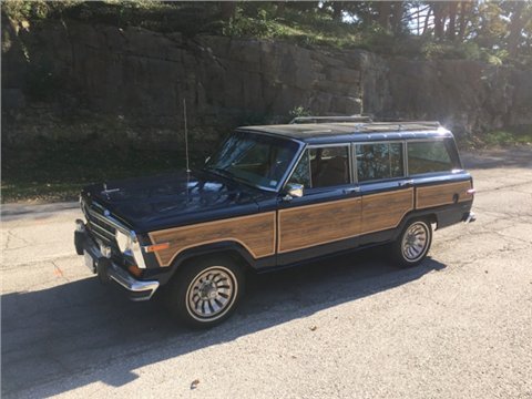1987 Jeep Grand Wagoneer for sale in St Louis, MO