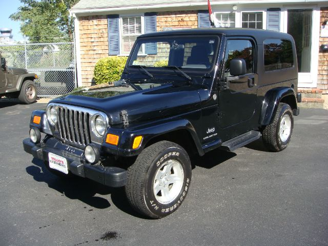 2005 jeep wrangler x 2dr 4wd suv cars trucks by autos post. Black Bedroom Furniture Sets. Home Design Ideas