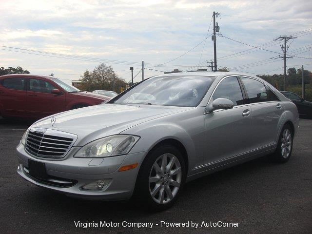 Used 2008 mercedes benz s class in arlington va at for Mercedes benz of arlington used cars