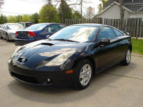 2001 toyota celica for sale. Black Bedroom Furniture Sets. Home Design Ideas