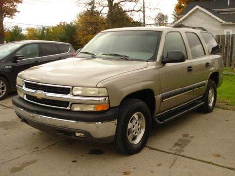 2002 chevrolet tahoe for sale south carolina. Black Bedroom Furniture Sets. Home Design Ideas