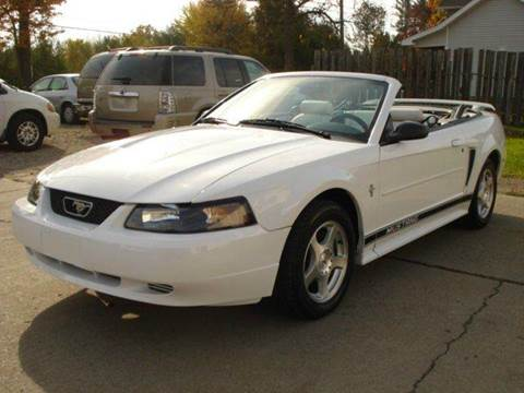 2003 Ford Mustang for sale in East Claridon, OH