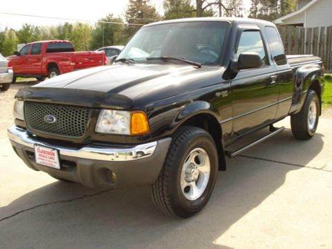 2001 Ford Ranger for sale in East Claridon, OH