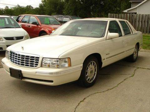 1998 Cadillac DeVille for sale in East Claridon, OH