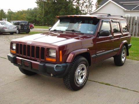 2000 Jeep Cherokee for sale in East Claridon, OH