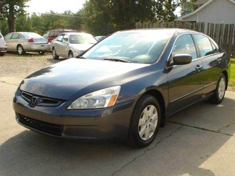 2003 Honda Accord for sale in East Claridon, OH