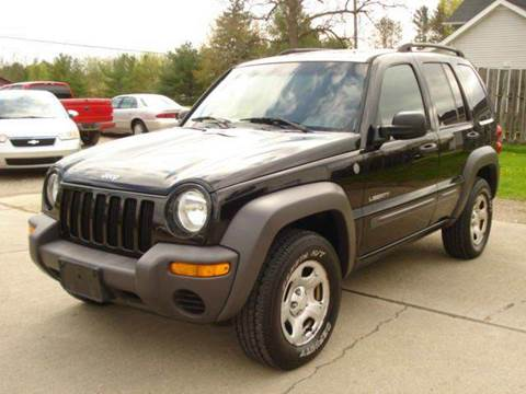 2004 Jeep Liberty for sale in East Claridon, OH