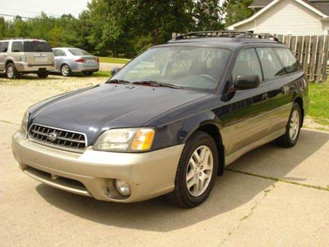 2003 Subaru Outback for sale in East Claridon, OH