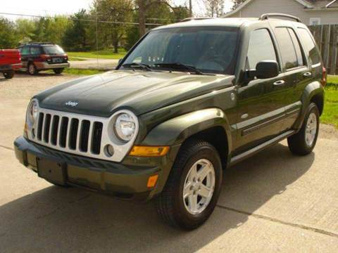 2007 Jeep Liberty for sale in East Claridon, OH