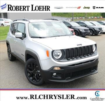 2017 Jeep Renegade for sale in Cartersville, GA