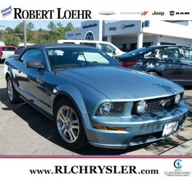2006 Ford Mustang for sale in Cartersville, GA
