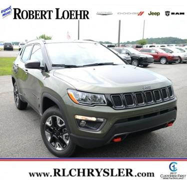 2017 Jeep Compass for sale in Cartersville, GA