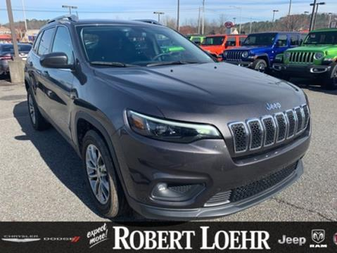 2019 Jeep Cherokee for sale in Cartersville, GA