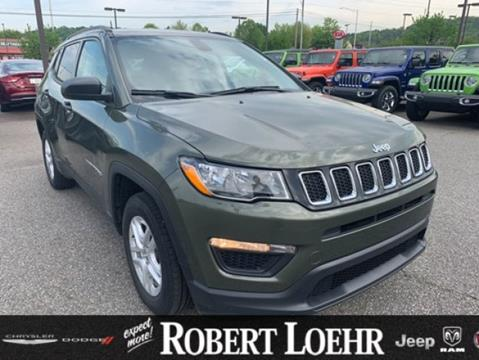 2018 Jeep Compass for sale in Cartersville, GA