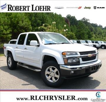2012 Chevrolet Colorado for sale in Cartersville, GA