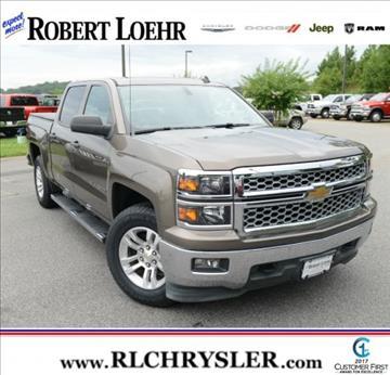 2014 Chevrolet Silverado 1500 for sale in Cartersville, GA