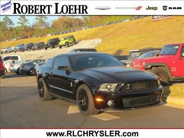Ford Shelby Gt500 For Sale Virginia Carsforsale Com