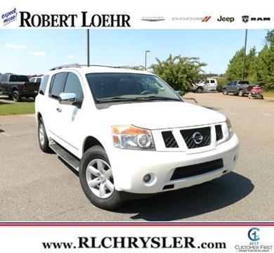 2011 Nissan Armada for sale in Cartersville, GA