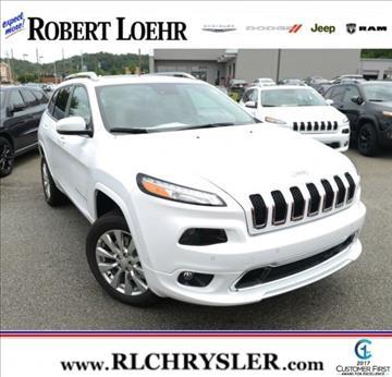 2017 Jeep Cherokee for sale in Cartersville, GA