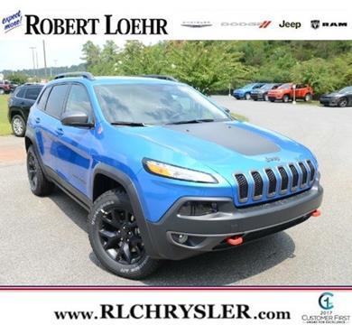 2018 Jeep Cherokee for sale in Cartersville, GA