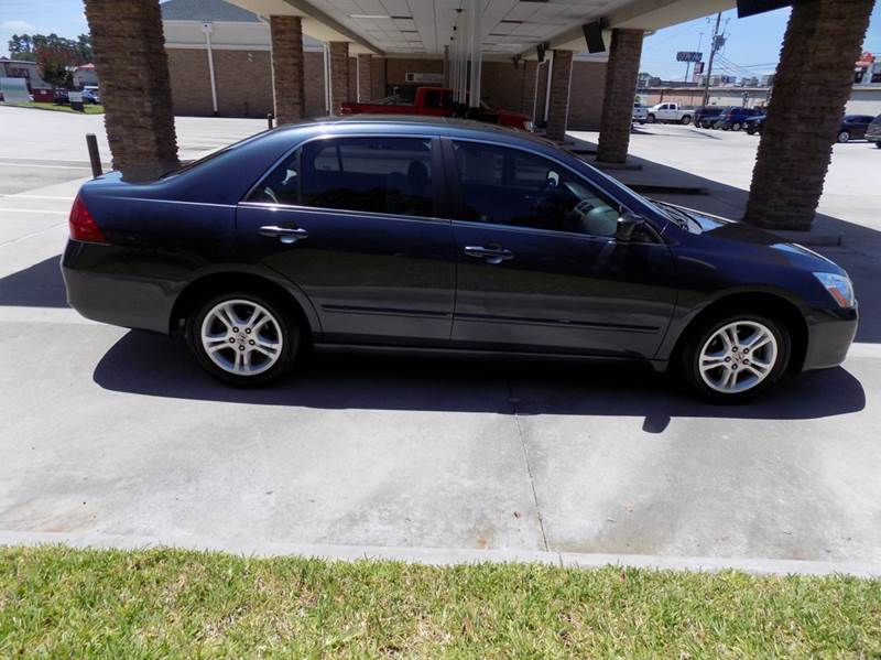 2007 Honda Accord EX 4dr Sedan (2.4L I4 5A) - Spring TX