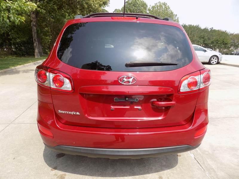 2012 Hyundai Santa Fe GLS 4dr SUV 6A - Spring TX