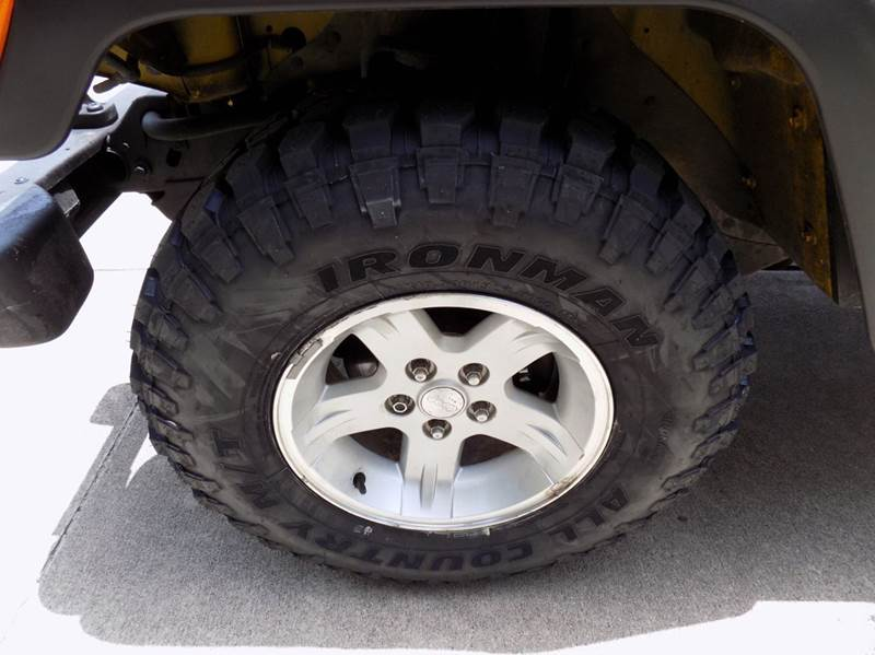 2006 Jeep Wrangler Sport 2dr SUV 4WD - Spring TX