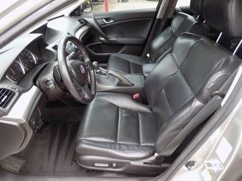 2009 Acura TSX 4dr Sedan 5A - Spring TX