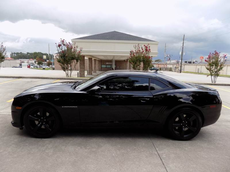 2010 Chevrolet Camaro SS 2dr Coupe w/2SS - Spring TX