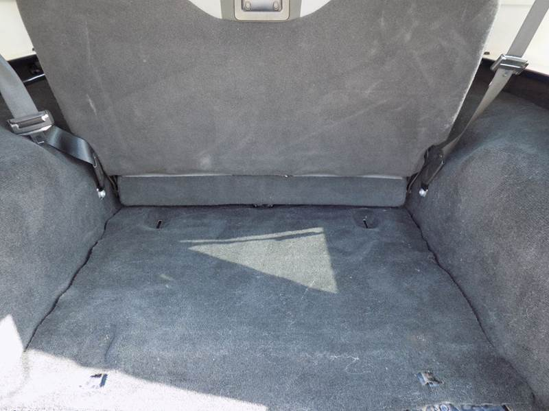 2005 Jeep Wrangler Unlimited 4WD 2dr SUV - Spring TX