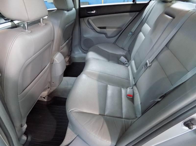 2006 Acura TSX 4dr Sedan 5A - Spring TX