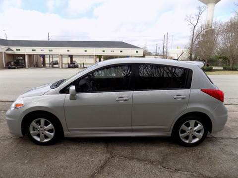 2012 Nissan Versa for sale in Spring, TX