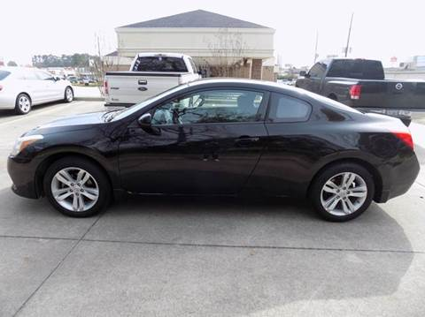 2010 Nissan Altima for sale in Spring, TX