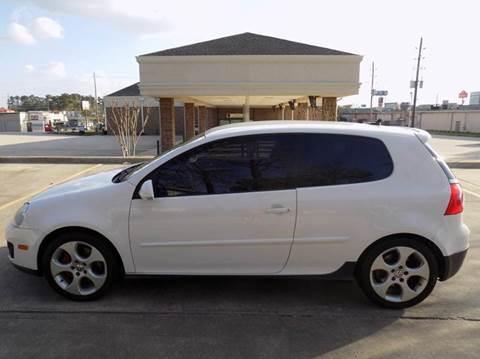 2008 Volkswagen GTI for sale in Spring, TX