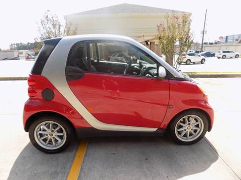 2010 Smart fortwo for sale in Spring, TX