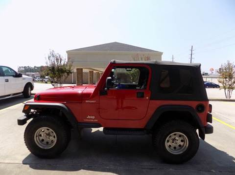 used 2003 jeep wrangler for sale. Cars Review. Best American Auto & Cars Review