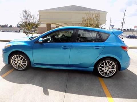 2010 Mazda MAZDASPEED3 for sale in Spring, TX