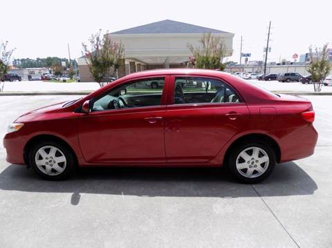 2010 Toyota Corolla for sale in Spring, TX