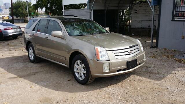 2004 Cadillac SRX