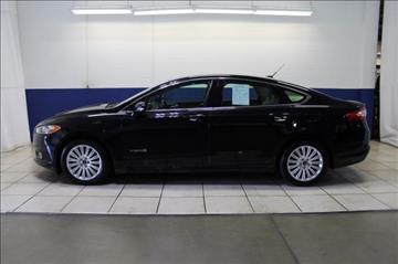 2013 Ford Fusion Hybrid for sale in Morton, IL
