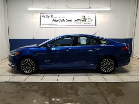 2017 Ford Fusion Energi for sale in Morton, IL