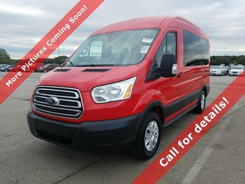2017 Ford Transit Wagon for sale in Morton, IL