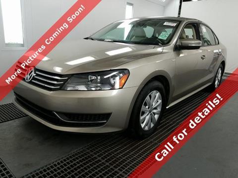 2015 Volkswagen Passat for sale in Morton, IL
